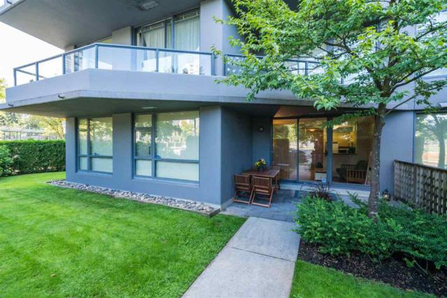 3520 Crowley Drive #105, Vancouver, BC V5R 6G9 (#R2199239) :: Vallee Real Estate Group