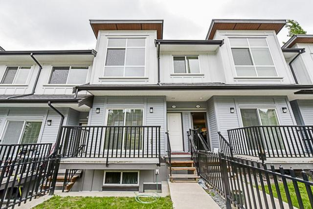 6162 138 Street #13, Surrey, BC V3X 1E7 (#R2199251) :: Vallee Real Estate Group