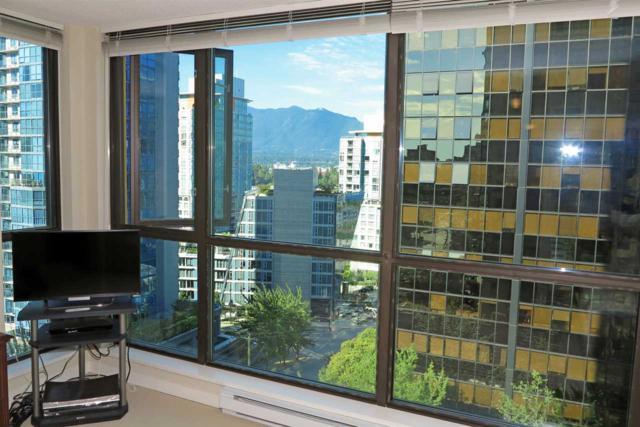 1367 Alberni Street #909, Vancouver, BC V6E 4R9 (#R2199297) :: Vallee Real Estate Group