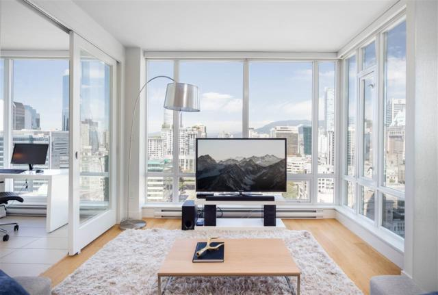 565 Smithe Street #2203, Vancouver, BC V6B 0E4 (#R2199363) :: Vallee Real Estate Group