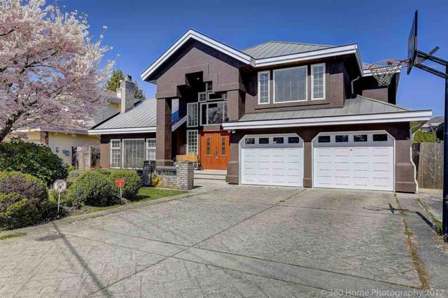 3851 Tinmore Place, Richmond, BC V7C 1R1 (#R2199383) :: Vallee Real Estate Group