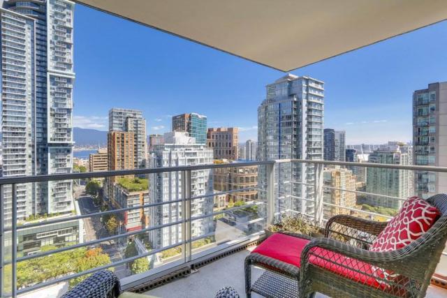 535 Smithe Street #2203, Vancouver, BC V6B 0H2 (#R2199391) :: Titan Real Estate - Re/Max Little Oak Realty