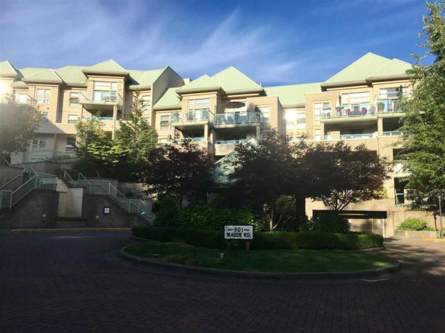 301 Maude Road #205, Port Moody, BC V3H 5B1 (#R2199394) :: Vallee Real Estate Group