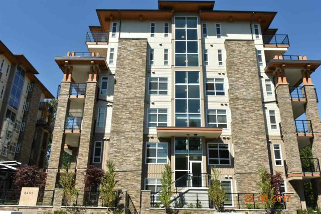 2465 Wilson Avenue #513, Coquitlam, BC V3C 0E6 (#R2199402) :: Vallee Real Estate Group