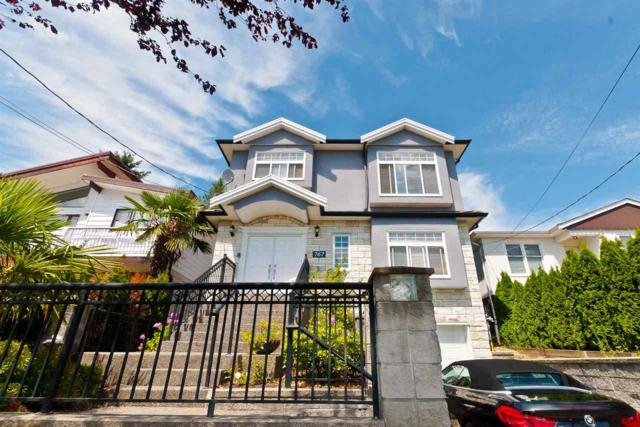 767 E 61ST Avenue, Vancouver, BC V5X 2C1 (#R2199415) :: Vallee Real Estate Group