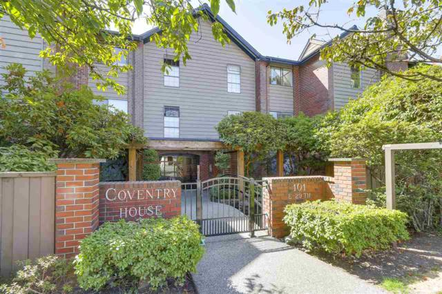 101 E 29TH Street #204, North Vancouver, BC V7N 1C5 (#R2199430) :: Vallee Real Estate Group