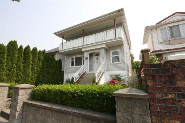6434 Beatrice Street, Vancouver, BC V5P 3R4 (#R2199438) :: Vallee Real Estate Group