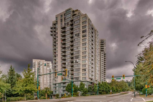 295 Guildford Way #1602, Port Moody, BC V3H 5N3 (#R2207239) :: West One Real Estate Team