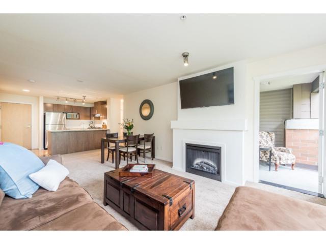 700 Klahanie Drive #320, Port Moody, BC V3H 5L3 (#R2207313) :: West One Real Estate Team