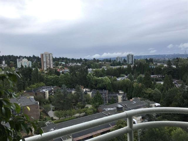 9623 Manchester Drive #1502, Burnaby, BC V3N 4Y8 (#R2207449) :: West One Real Estate Team