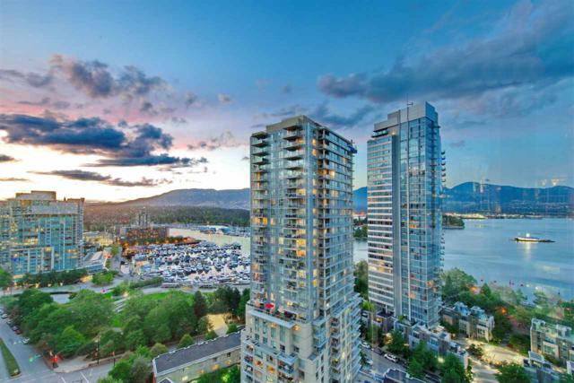 1228 W Hastings Street #1901, Vancouver, BC V6E 4S6 (#R2207608) :: West One Real Estate Team