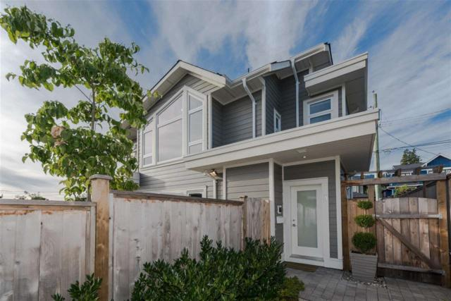 330 W 14TH Street #3, North Vancouver, BC V7M 1P6 (#R2207631) :: West One Real Estate Team