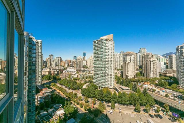 1033 Marinaside Crescent #2202, Vancouver, BC V6Z 3A3 (#R2207637) :: West One Real Estate Team