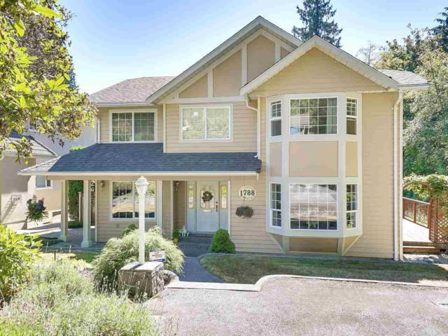 1788 Gordon Avenue, West Vancouver, BC V7V 1V3 (#R2207715) :: West One Real Estate Team
