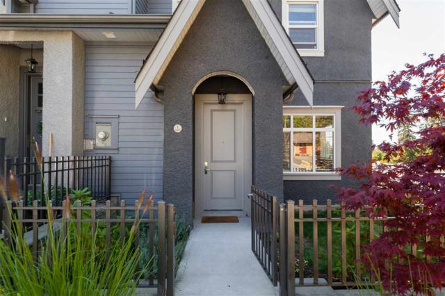 3410 Roxton Avenue #1, Coquitlam, BC V3B 0G7 (#R2207789) :: West One Real Estate Team
