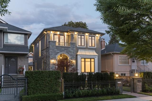 6338 Laburnum Street, Vancouver, BC V6M 3S9 (#R2207793) :: West One Real Estate Team