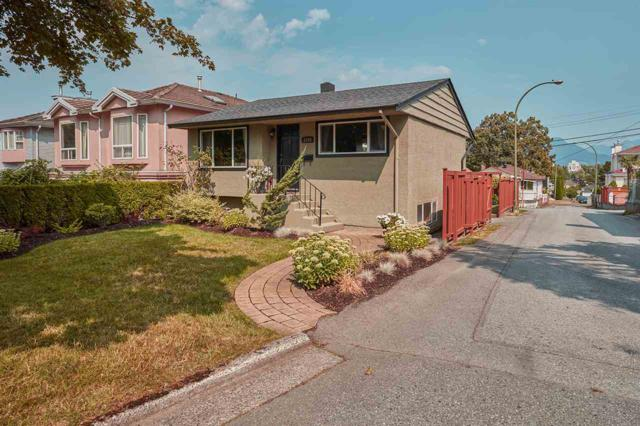 2495 E 20TH Avenue, Vancouver, BC V5M 2T5 (#R2207907) :: West One Real Estate Team