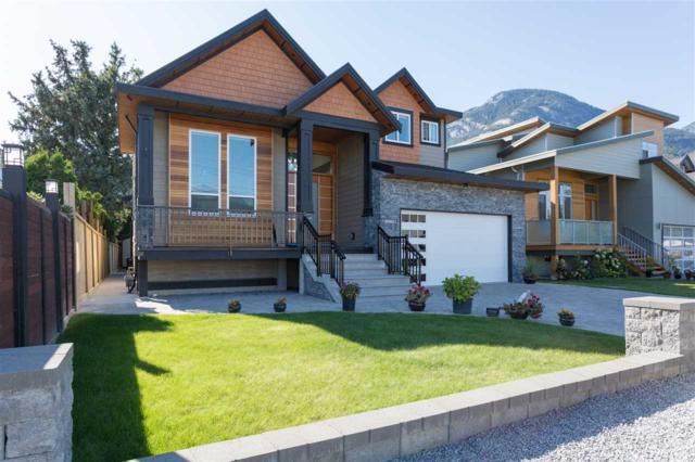 38821 Garibaldi Avenue, Squamish, BC V8B 0P8 (#R2207952) :: HomeLife Glenayre Realty