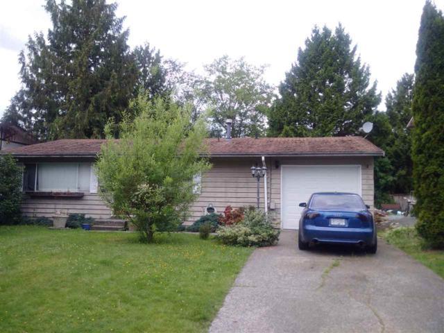 11901 Gee Street, Maple Ridge, BC V2X 7L8 (#R2208295) :: HomeLife Glenayre Realty