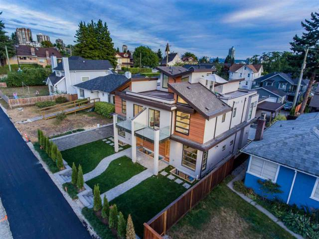 415 W Keith Road, North Vancouver, BC V7M 1M2 (#R2208359) :: HomeLife Glenayre Realty