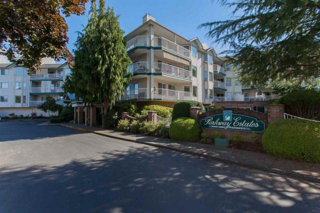 5360 205 Street #202, Langley, BC V3A 7Y6 (#R2208484) :: HomeLife Glenayre Realty