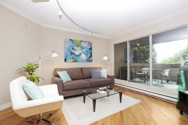 1910 Chesterfield Avenue #112, North Vancouver, BC V7M 2P5 (#R2208586) :: HomeLife Glenayre Realty