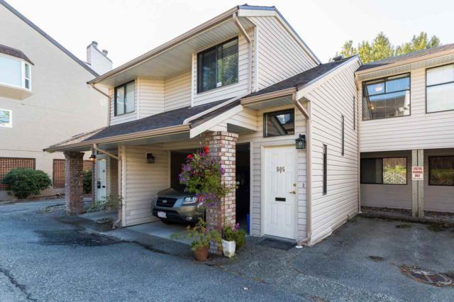 11726 225 Street #505, Maple Ridge, BC V2X 6E4 (#R2208587) :: HomeLife Glenayre Realty