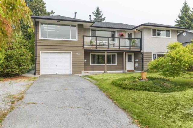 1344 Frederick Road, North Vancouver, BC V7K 1J4 (#R2208598) :: HomeLife Glenayre Realty
