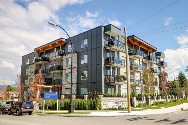 12310 222 Street #411, Maple Ridge, BC V0V 0V0 (#R2208608) :: HomeLife Glenayre Realty