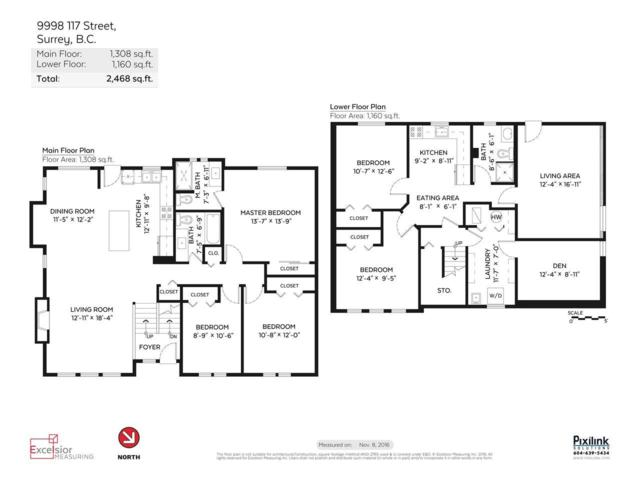 9998 117 Street, Surrey, BC V3V 7H5 (#R2208631) :: Kore Realty Elite