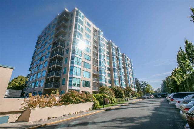 12148 224 Street #505, Maple Ridge, BC V2X 3N8 (#R2208761) :: HomeLife Glenayre Realty