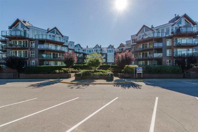 378 Esplanade Avenue #305, Harrison Hot Springs, BC V0M 1K0 (#R2209296) :: HomeLife Glenayre Realty