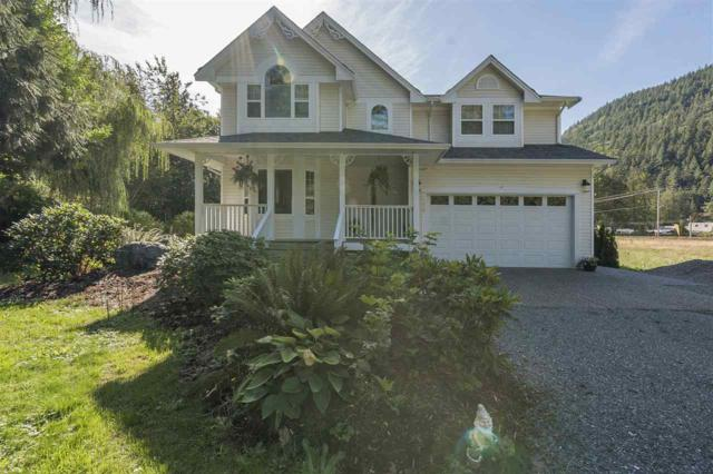 388 Pine Avenue, Harrison Hot Springs, BC V0M 1K0 (#R2209338) :: HomeLife Glenayre Realty