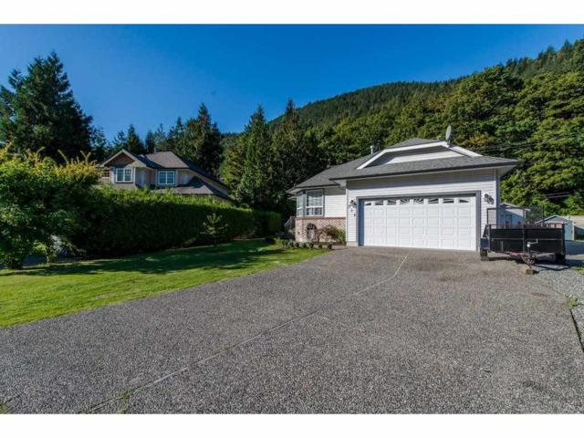 314 Chestnut Avenue, Harrison Hot Springs, BC V0M 1K0 (#R2211594) :: HomeLife Glenayre Realty