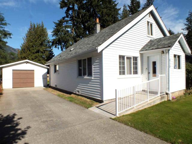 515 Commission Street, Hope, BC V0X 1L0 (#R2212121) :: HomeLife Glenayre Realty