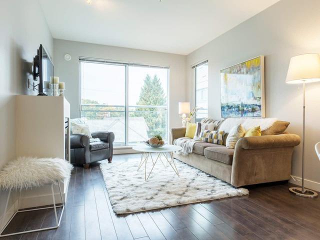 3333 Main Street #304, Vancouver, BC V5V 3M8 (#R2213335) :: Re/Max Select Realty