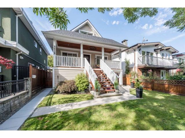 3439 Napier Street, Vancouver, BC V5K 2X5 (#R2213563) :: Re/Max Select Realty
