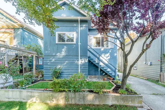 381 E 30TH Avenue, Vancouver, BC V5V 2V3 (#R2213623) :: Re/Max Select Realty