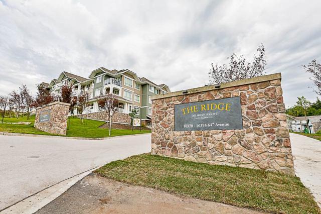 16398 64 Avenue #115, Surrey, BC V3S 6X6 (#R2213864) :: Titan Real Estate - Re/Max Little Oak Realty