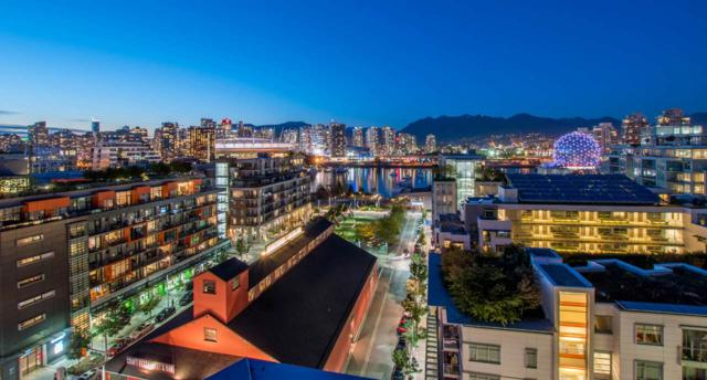 88 W 1ST Avenue #1201, Vancouver, BC V5Y 0K2 (#R2213933) :: Re/Max Select Realty