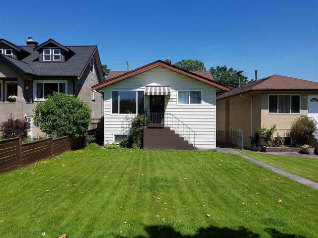 2867 Cambridge Street, Vancouver, BC V5K 1L9 (#R2213998) :: Re/Max Select Realty