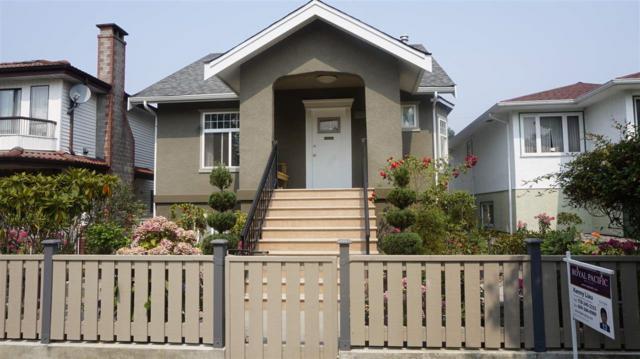 2755 E 2ND Avenue, Vancouver, BC V5M 1E2 (#R2214029) :: Re/Max Select Realty