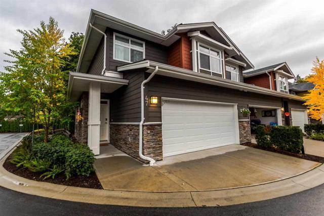 11461 236 Street #47, Maple Ridge, BC V2W 0H6 (#R2214484) :: HomeLife Glenayre Realty