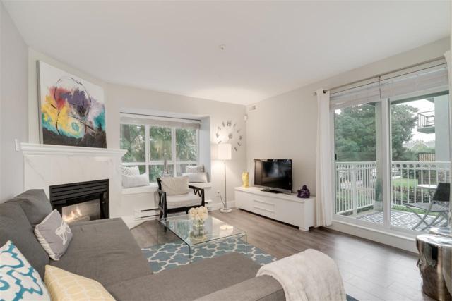 228 E 14TH Avenue #202, Vancouver, BC V5T 2M6 (#R2214547) :: Re/Max Select Realty
