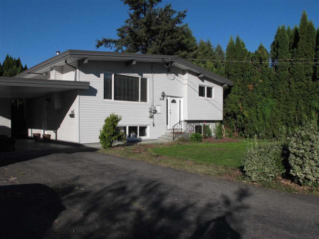 8516 Cramer Drive, Chilliwack, BC V2P 5H5 (#R2214584) :: HomeLife Glenayre Realty