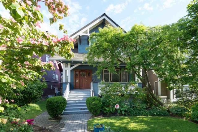 2006 Whyte Avenue, Vancouver, BC V6J 1B5 (#R2214610) :: Re/Max Select Realty