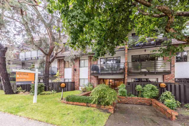 1933 W 5TH Avenue #202, Vancouver, BC V6J 1P6 (#R2214650) :: Re/Max Select Realty