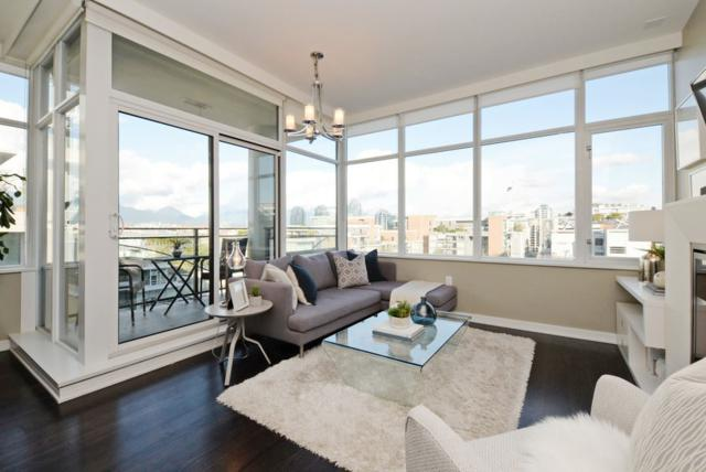 181 W 1ST Avenue #910, Vancouver, BC V5Y 0E3 (#R2214727) :: Re/Max Select Realty