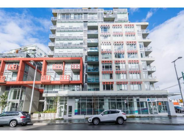 161 E 1ST Avenue #515, Vancouver, BC V6A 2W5 (#R2214827) :: Re/Max Select Realty