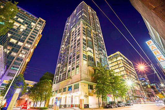 438 Seymour Street #710, Vancouver, BC V6B 6H4 (#R2214922) :: Re/Max Select Realty
